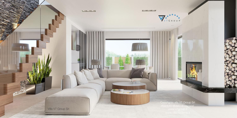 Immagine Villa V37 - interno 1 - soggiorno