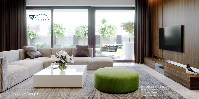 Immagine Villa V51 - interno 2 - soggiorno